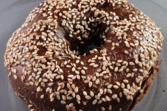 Pumpernickel Sesame