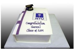Gratuation Cake