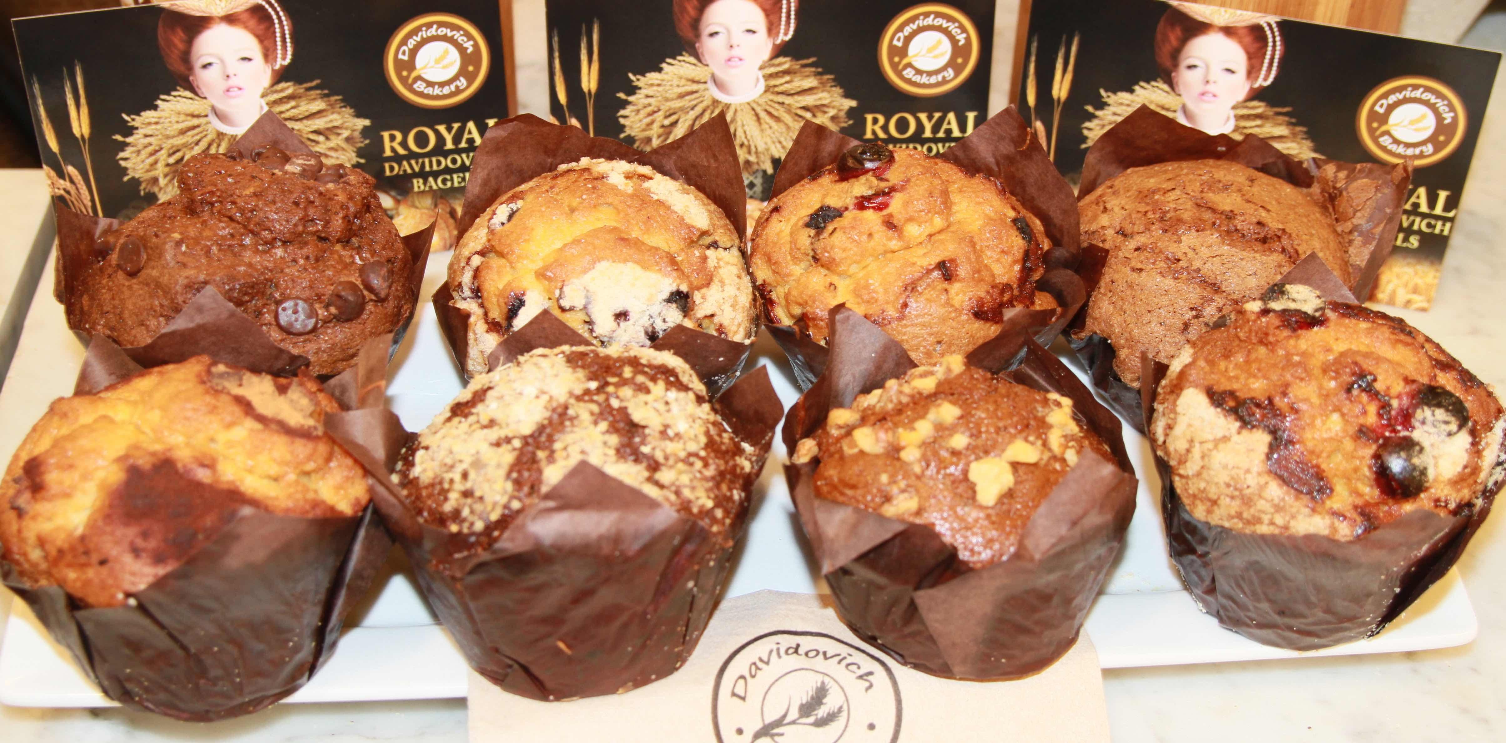Muffin Assortement 5
