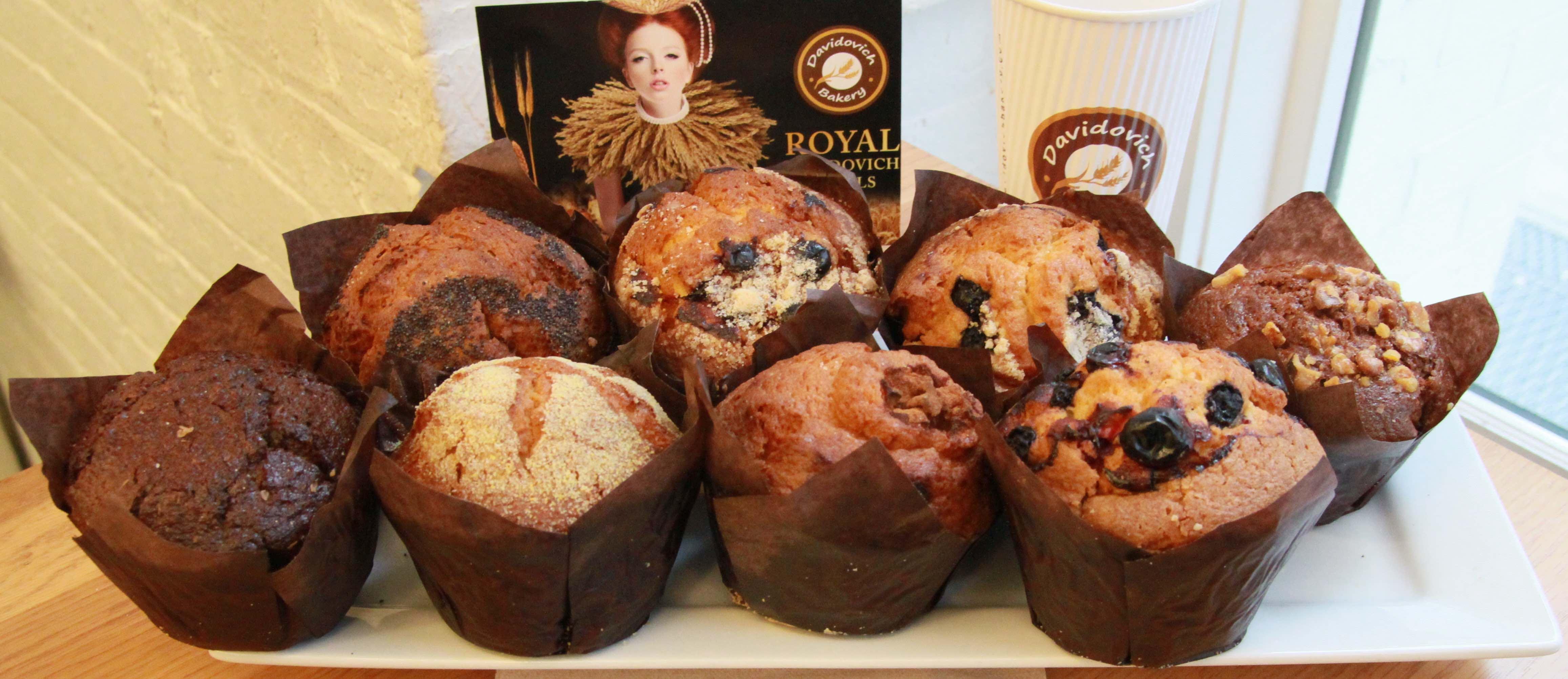 Muffin Assortment 3
